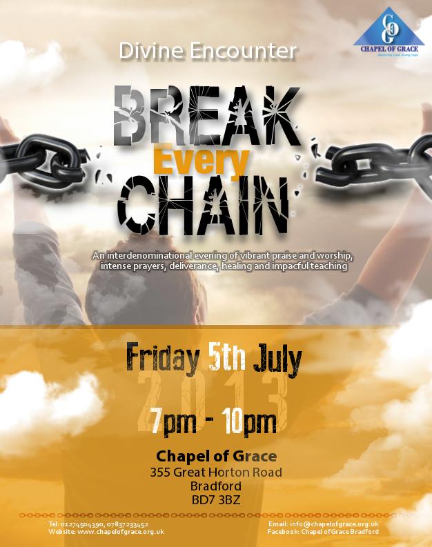 Break Every Chain